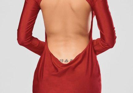 Robe Dos Nu Decollete Profond Robes De Soiree